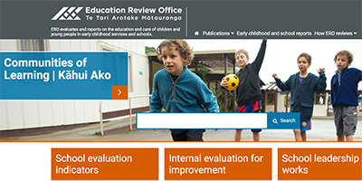Education Review Office (ERO) Reports