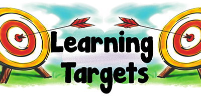 Learning Targets 2020